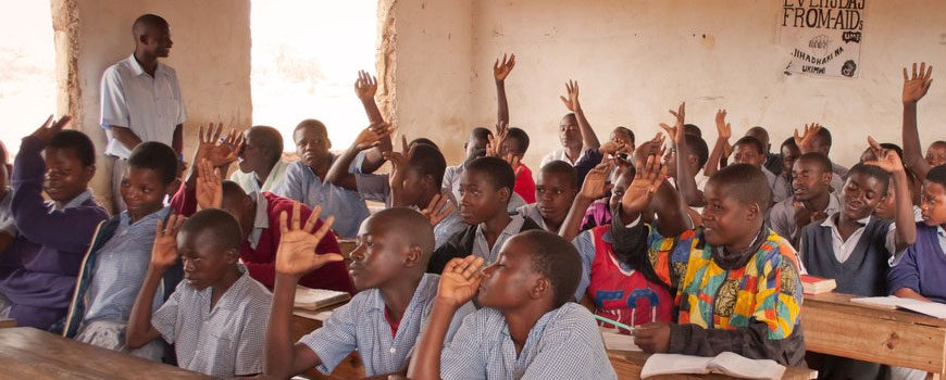 Kenya has literacy program