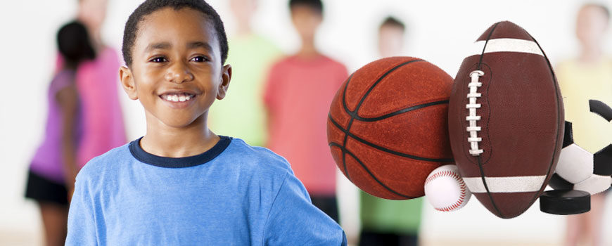 First Book & Target provide sports gear to kids