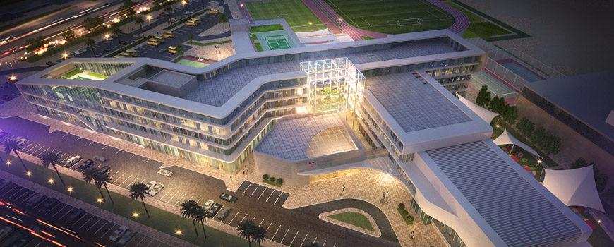 Dwight School Dubai expands student excellent with super campus