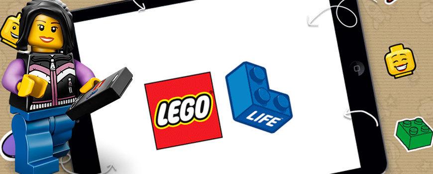 LEGO Life safe social media for kids under 13