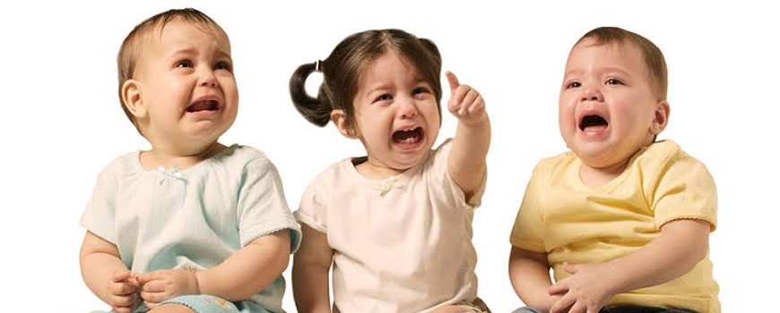 7 Ways to Deal with a Toddler Tantrum