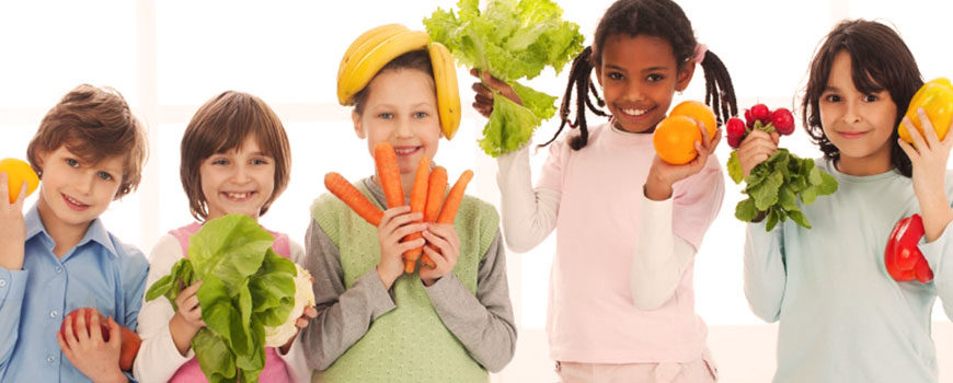 Are kids prepared for 100 healthy years?