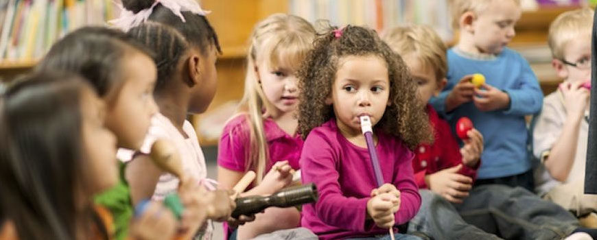 How Children Benefit from Music Education