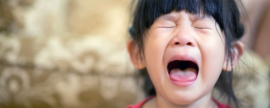 Learn the No. 1 Tool for Keeping Cool While Handling Toddler Tantrums