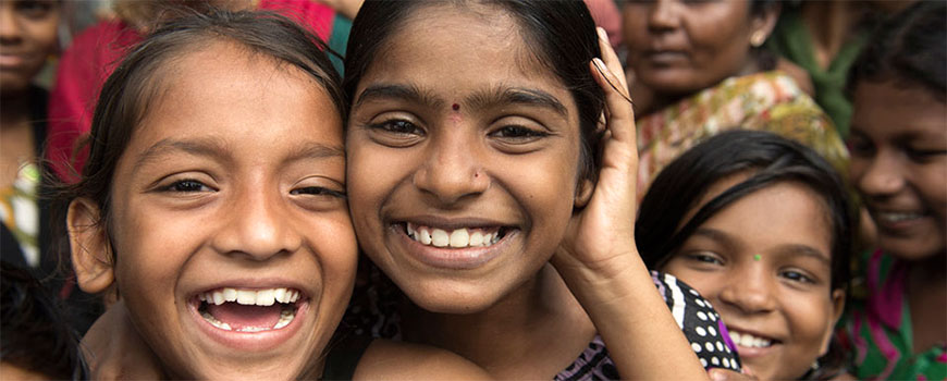 Chrysalis focuses on Human Potential in every child in India