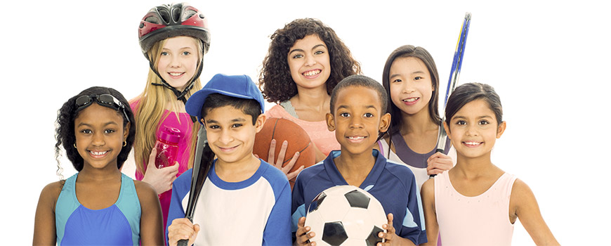 Four Sports Benefits for Children