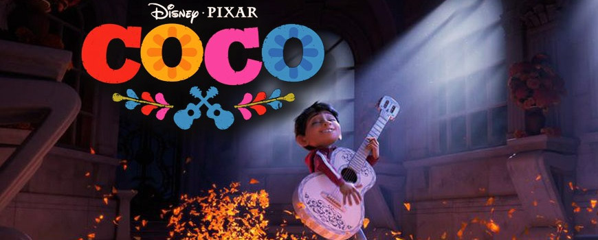 Coco inspires kids to play music