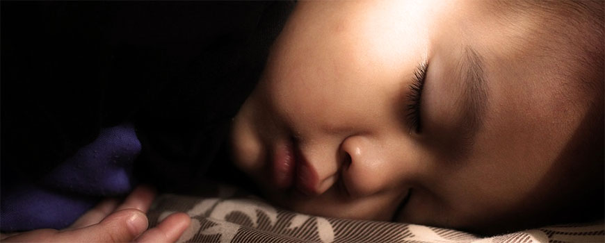 How much sleep should your child be getting each night?