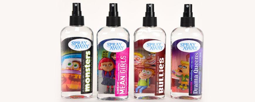 Spray 'Em Away