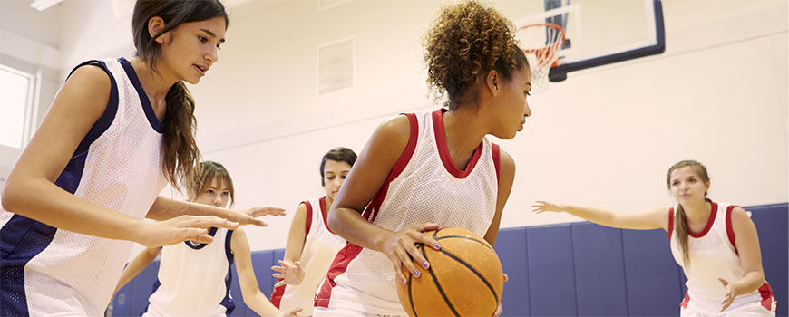 Takeover Thursdays encourage girls to participate in sports