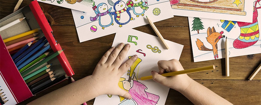 Ten ways creative arts help kids grow