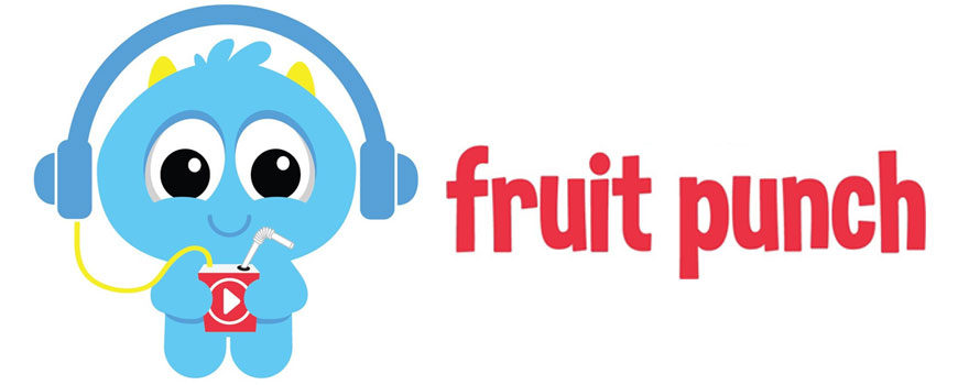 Fruit Punch Music -- Spotify for Kids