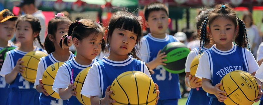 Physical activity boosts kids' brain health