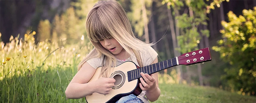 All children should be learning music